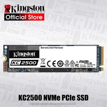 Hard-Disk Kingston Ssd KC2500 M.2 2280 Nvme Pcie Solid State 2tb M2 Ssd 250GB 500GB 1tb
