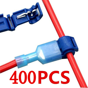 400Pcs(200Set) Electrical Cabl