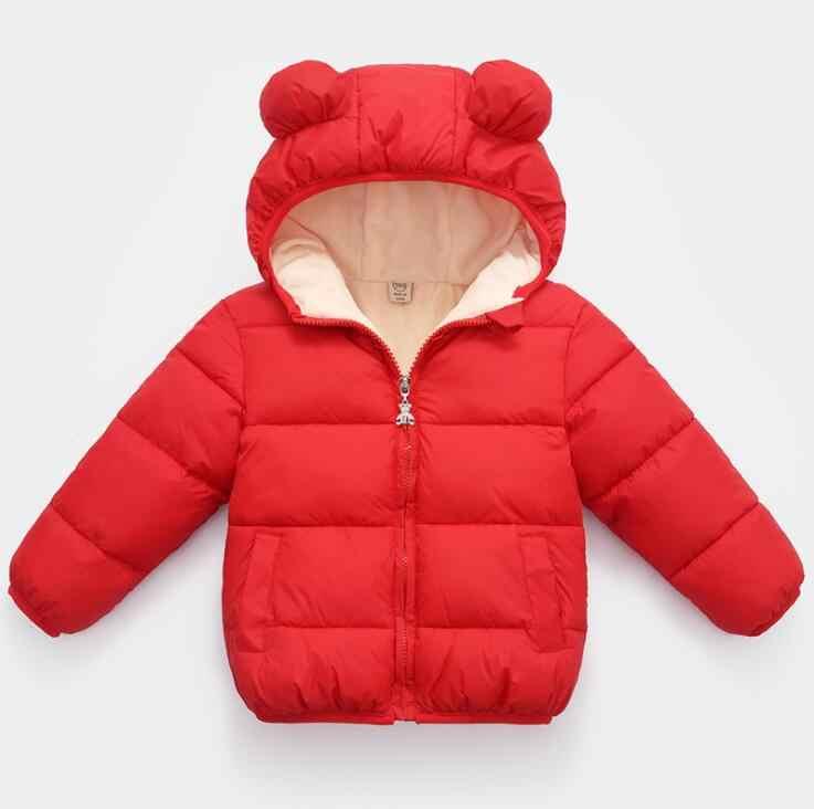 ילדי מעילי ילדי בנות בני מעיל ילדי חורף הלבשה עליונה & מעילי מזדמן תינוק בנות בגדי סתיו חורף מעיילי 2- 6 שנים