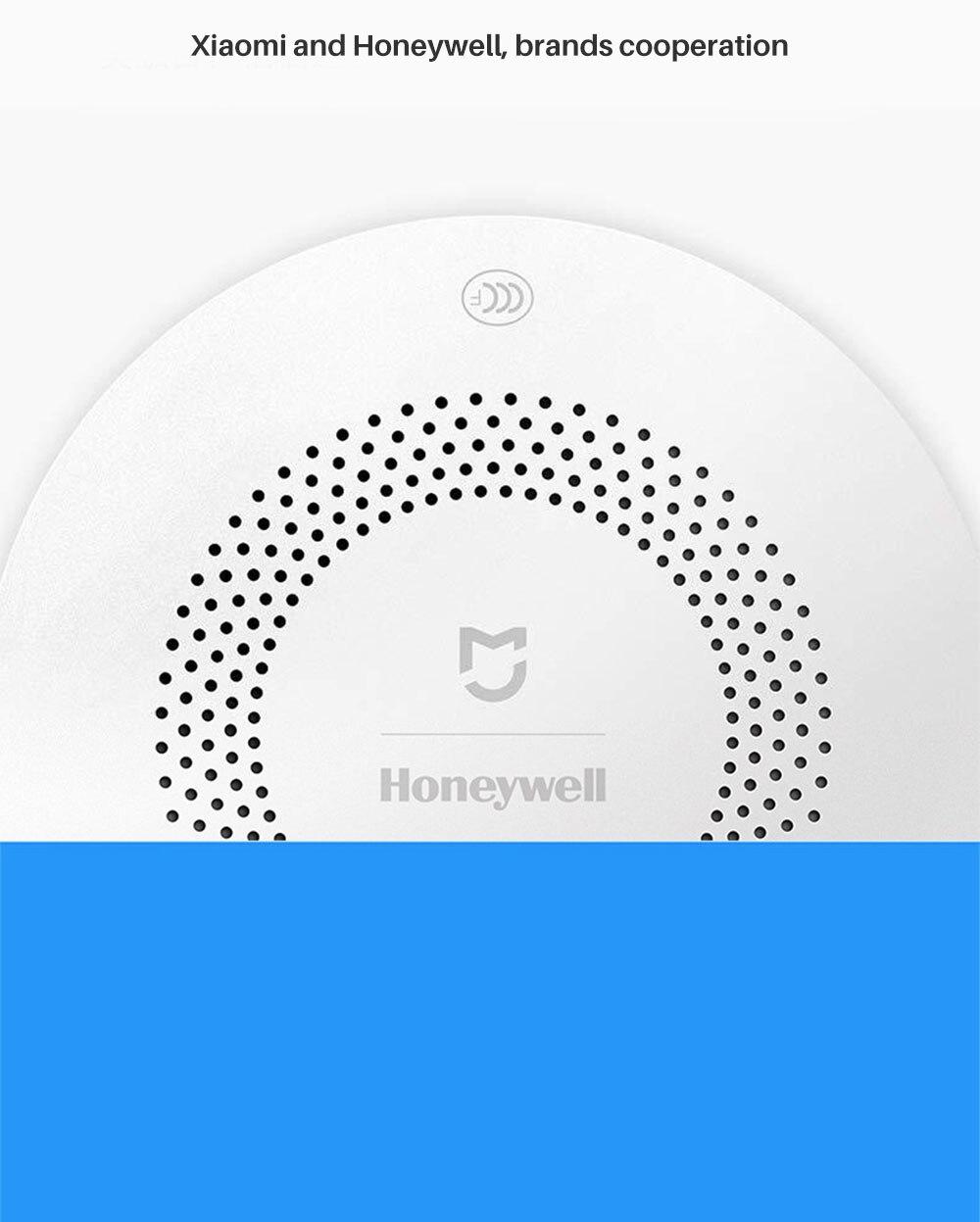Xiaomi Mijia Honeywell Sensor de Fumaça de