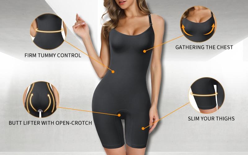 extreme tummy control shapewear slip