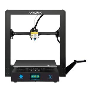 Image 5 - Anycubicメガ × メガシリーズ300*300*305ミリメートル3Dプリンタ大プラス印刷サイズmeanwell電源供給ウルトラベースimpresora 3d