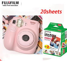 Fujifilm instax mini 7C One-time imaging mini camera Instant Polaroid Mini7C Gift forChild Birthday Present