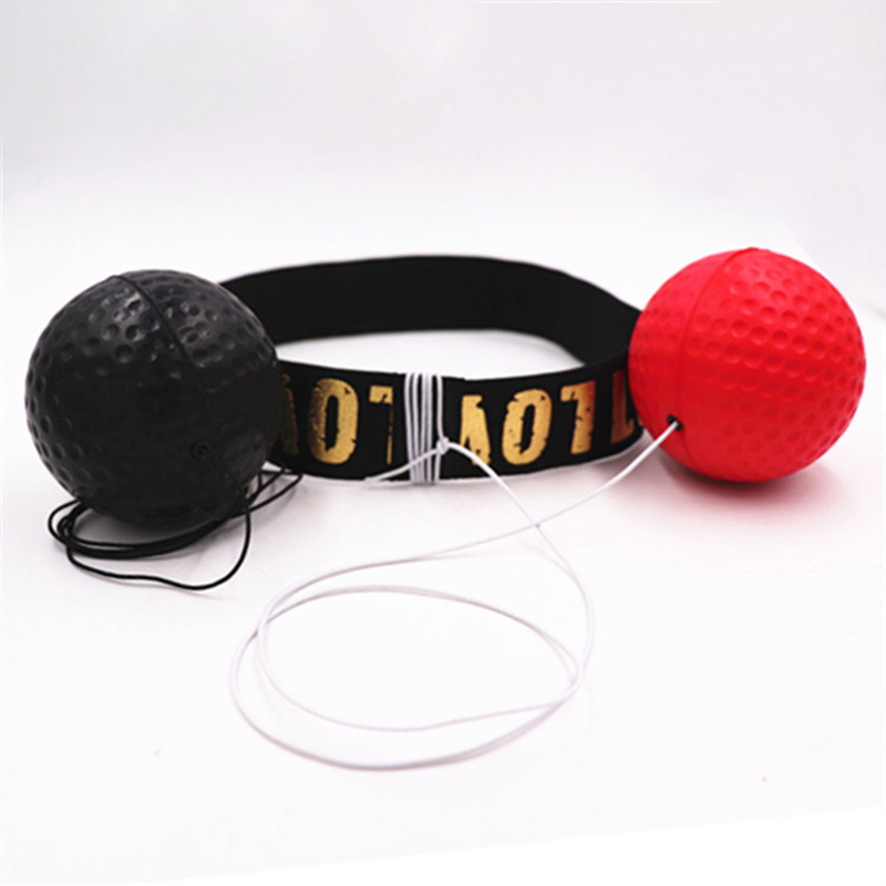 Fighting Ball Kick Boxing Reflex Bolsa Balones Head Band Fighting Speed Training Punch Muay MMA Exercise Equipment Accessories