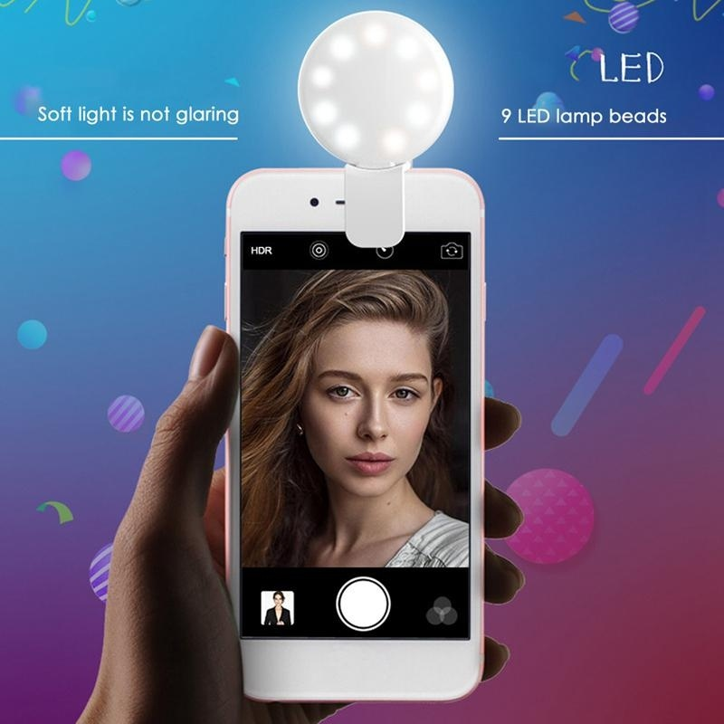 cheapest 8inch 10inch 12inch LED Ring Light Lamp Selfie Camera Phone Studio Photo Video Dimmable
