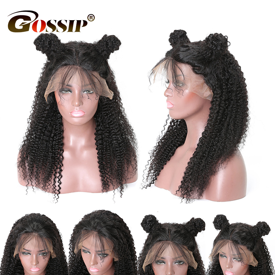 13x4-Afro-Kinky-Curly-Hair-Wig-Glueless-Lace-Front-Wig-Gossip-Remy-Lace-Front-Human-Hair (2)