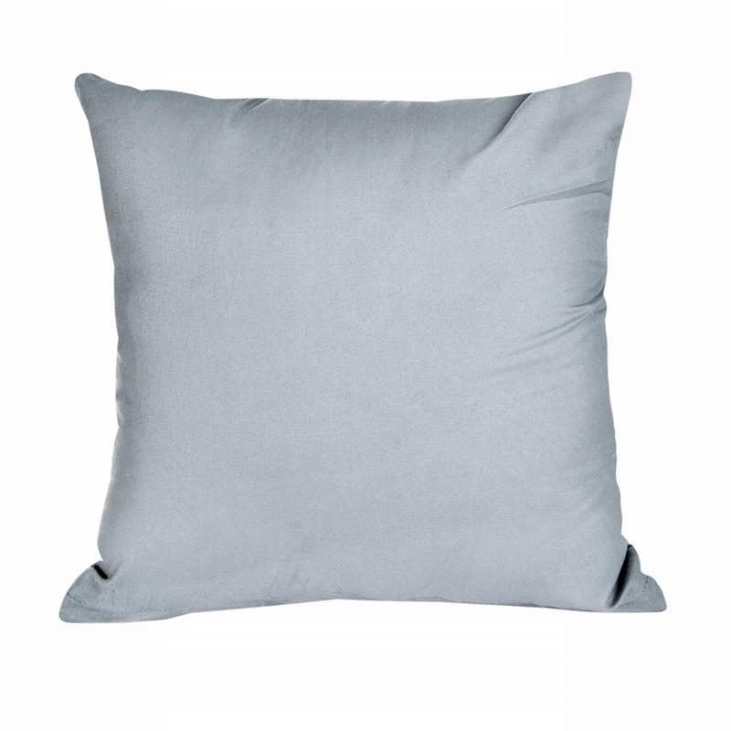 Розовое золото квадратная подушка крышка с геометрическим рисунком сказочной подушка чехол полиэстер декоративная наволочка для подушки для домашнего декора размером 45*45 см - Цвет: Темно-синий