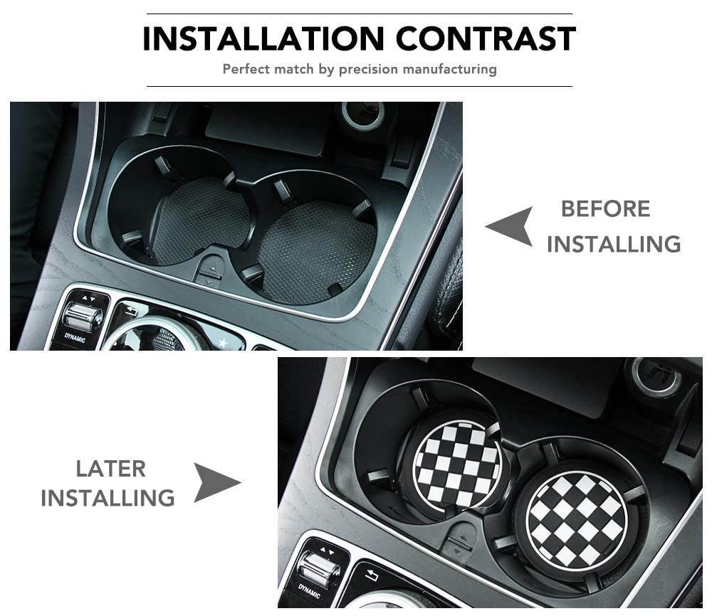 AUXBEAM H11 9005 H11 LED Headlight Fog Decoder for Jeep Grand Cherokee 2012-17