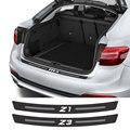 Für BMW M1 Hommage 40i M2 F87 M3 E90 E92 M4 M5 M6 Z1 Z3 E36 Z4 E89 Z8 E52 auto Zubehör Carbon Faser Auto Aufkleber Stamm Abziehbilder