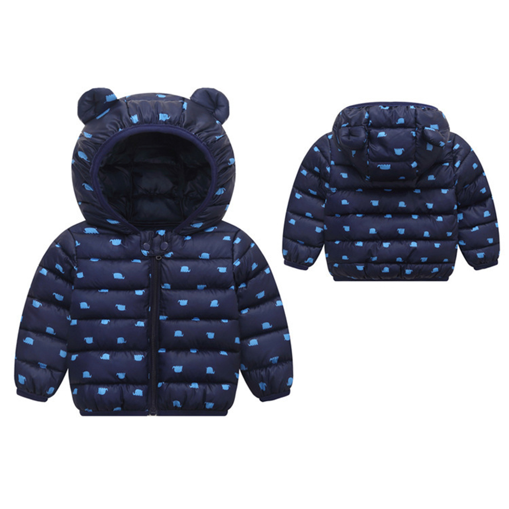 Winter Coats for Kids with Hoods Light Jacket for Baby Boys Girls Toddlers Infants