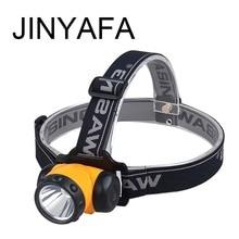 Portable Rechargeable LED Headlights Outdoor Camping Adventure Waterproof Flashlight Night Work Patrol Mine Headlamp