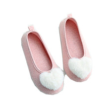 Kapcie zimowe damskie śliczne ciepłe kapcie męskie i damskie płaskie kapcie kapcie lekkie damskie buty damskie slippe tanie tanio BYDBXDY Tkaniny CN (pochodzenie) RUBBER Mieszkanie (≤1cm) Pasuje prawda na wymiar weź swój normalny rozmiar Muły Płytkie
