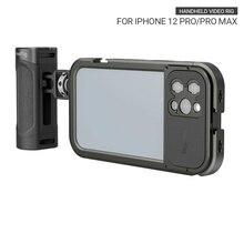 Smallrig telefone inteligente handheld vídeo rig kit para iphone 12 pro/max 3175/3176