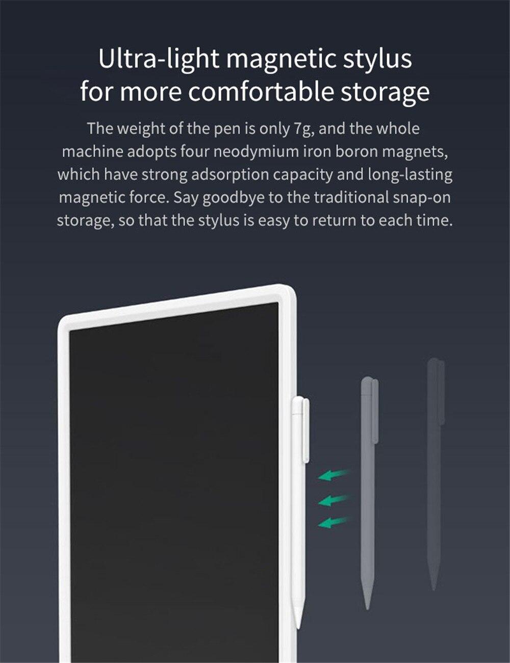 Xiaomi Mijia LCD Writing Tablet 9