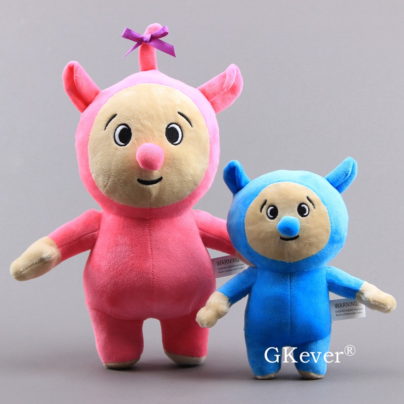 20cm 30 Cm Plush Toy Dolls Billy And Bam Bam Lovely Soft Stuffed Toys Cuddly TV Dolls Gift Peluche Toys