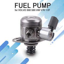 RASTP-Original Car High Pressure Fuel Pump Auto Products for VOLVO S60 S80 V60 V70 1.6T RS-FPB029 rastp 12v electric fuel gas oil pump 3 6 psi pressure hep 02a universal for car truck boat rs fp009