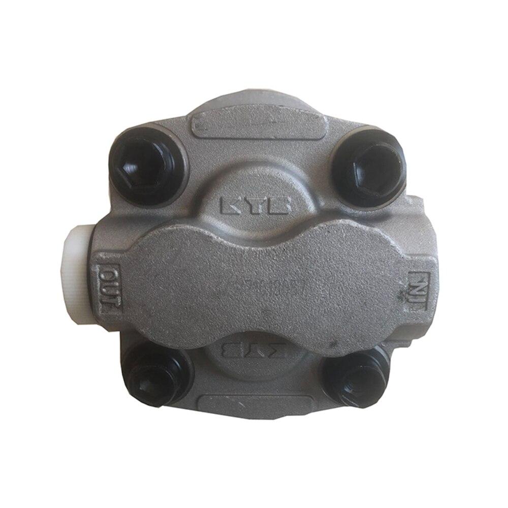 Pompes à huile de KYB PSVD2-27E petites pompes à engrenages pour la réparation de l'excavatrice CAT 60 CLG 906C TC60 pièces hydrauliques