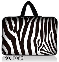 Zebra Soft Laptop Sleeve Bag Case Pouch For Apple Macbook Air Pro Retina 11 12 13 15 Laptop Cover For Mac book 13.3 15.4 inch