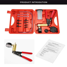 Ручной вакуумный насос тестер тормозной комплект для слива портативный набор инструментов для остановки кровотечения для автомобиля VS998