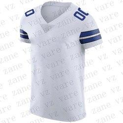 Personalizar niños Nueva Camisetas fútbol americano Dak Prescott Amari Cooper Deion Sanders Ezequiel Elliott E Smith vuelos de Dallas Jersey