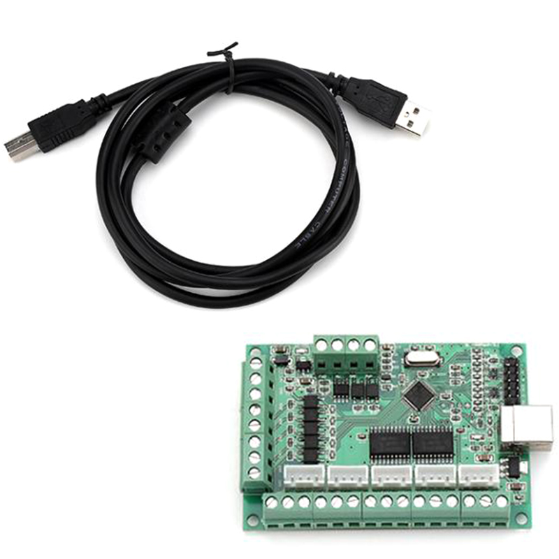 MACH3 USB Interface Board MACH3 Motion Control Card USB Interface Board for Engraving Machine CNC Controller