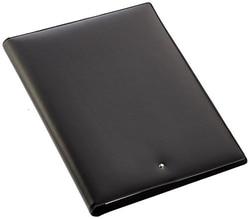 Монблан мейстерстюк porta blocco A4 в pelle color nero mod. 5523