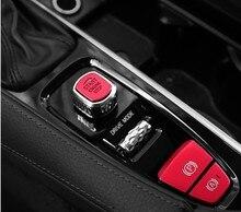 Start Motor Stop Knop Sequin Decoratie Cover Trim Auto Styling Voor Volvo XC60 S60 XC90 S90 V90 Aluminium Accessoires