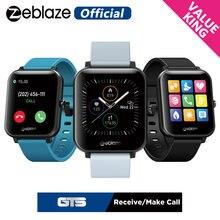 Фитнес часы value king zeblaze gts принимающие/совершающие звонки