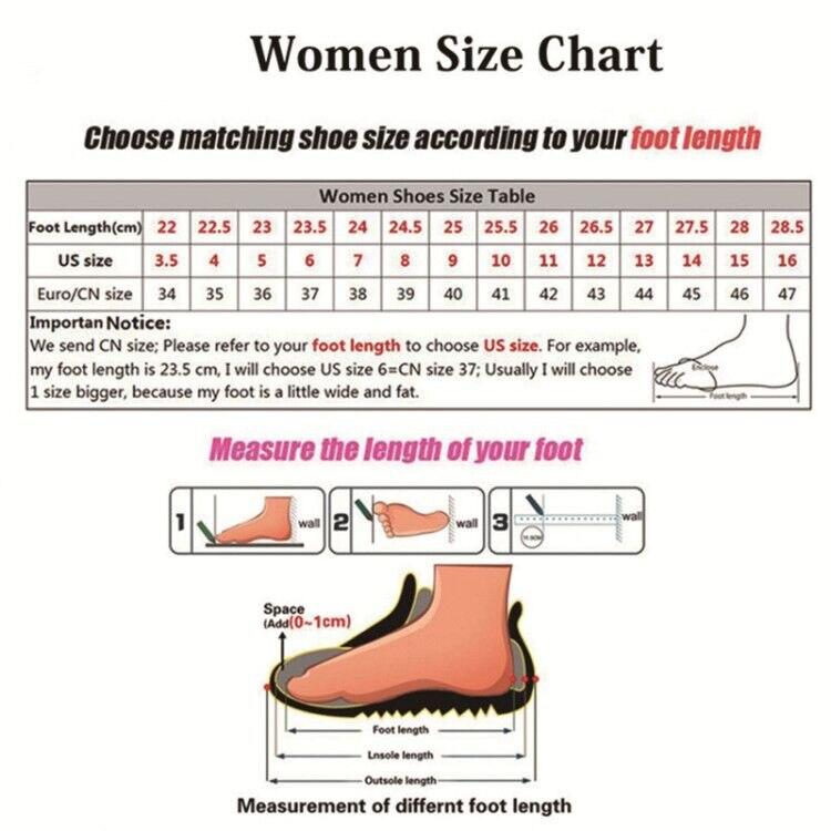 women`s size