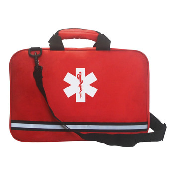 Portable Medium Household Multi-Layer First Aid Kit Pouch Outdoor Car Bag Survival Medine Travel Rescue Bags Emergency Equipment