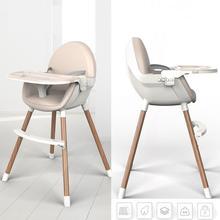 Kidlove 2-в-1 Детские Многофункциональный обеденный стул для ребенка складной Портативный детское кресло сиденье
