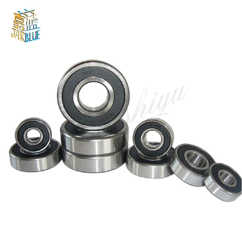 1-10pcs 634-2RS 636-2RS 638-2RS 695-2RS 696-2RS 698-2RS 699-2RS RS 2RS Rubber Sealed Deep Groove Ball Bearing Miniature Bearing image