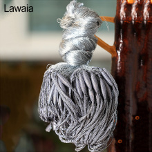 Lawaia Fishing Finland Net Multifilament Casting 30m Long 3-layer Folding Trap Grid Tackle
