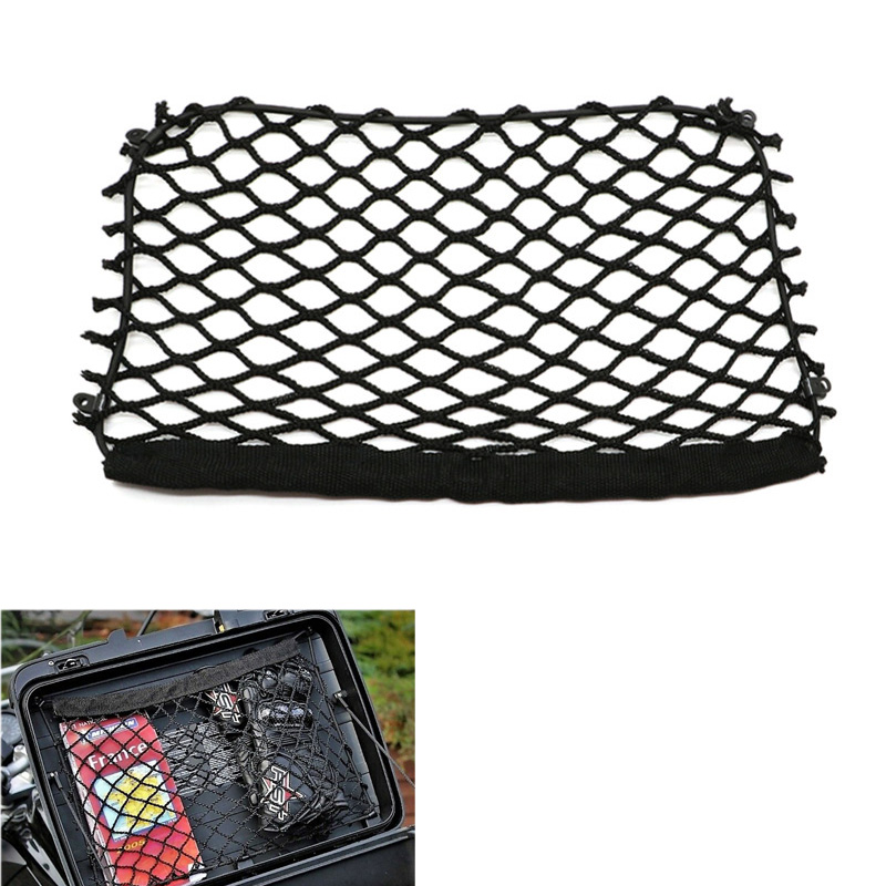 Cargo net for top box side case panniers For R1200GS R1250GS R700GS R850GS F650GS F700GS F800GS <font><b>F</b></font> 650 <font><b>700</b></font> 800 <font><b>GS</b></font> image