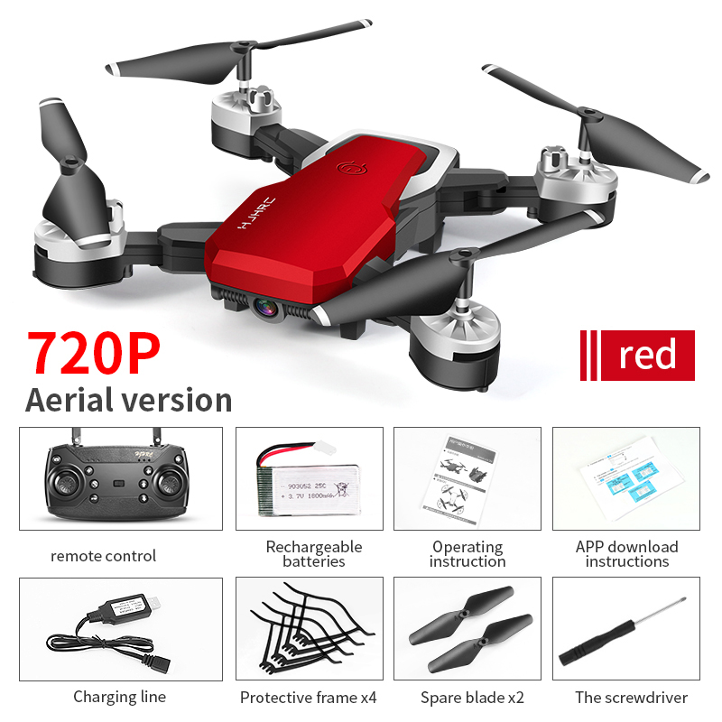 mini drone with long flying time 24 minutes 1080P drones with camera hd rc helicopter toys profissional FPV Large fold Gesture