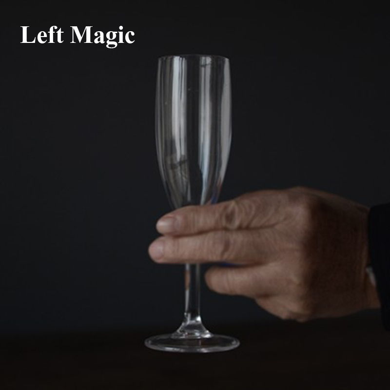 Phantom Goblet Magic Tricks Professional Magician Stage Illusion Gimmick Props Wine Appearing / Vanishing Cup Magie Toys Fun image