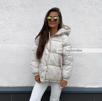2020 New Short Winter Jacket Women Oversize Parka Coat Warm Thick Cotton Loose Hooded Padded Q1913 M7H - discount item  65% OFF Parkas