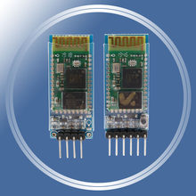 Módulo sem fio para arduino, HC-05 hc05 módulo para arduino série 6 pinos bluetooth/HC-06 4 pinos receptor rf transmissor módulo rs232 master escravo,