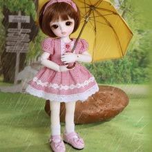 Новое поступление Анна BJD SD кукла 1/6 модель тела мальчики девочки Oueneifs высокое качество игрушки из полимера свободный глаз шары Модный магазин