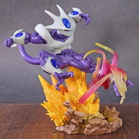 Dragon Ball Z Cooler Coora Final Form PVC Figure Collectible Model Toy Brinquedos Figurals Figurine