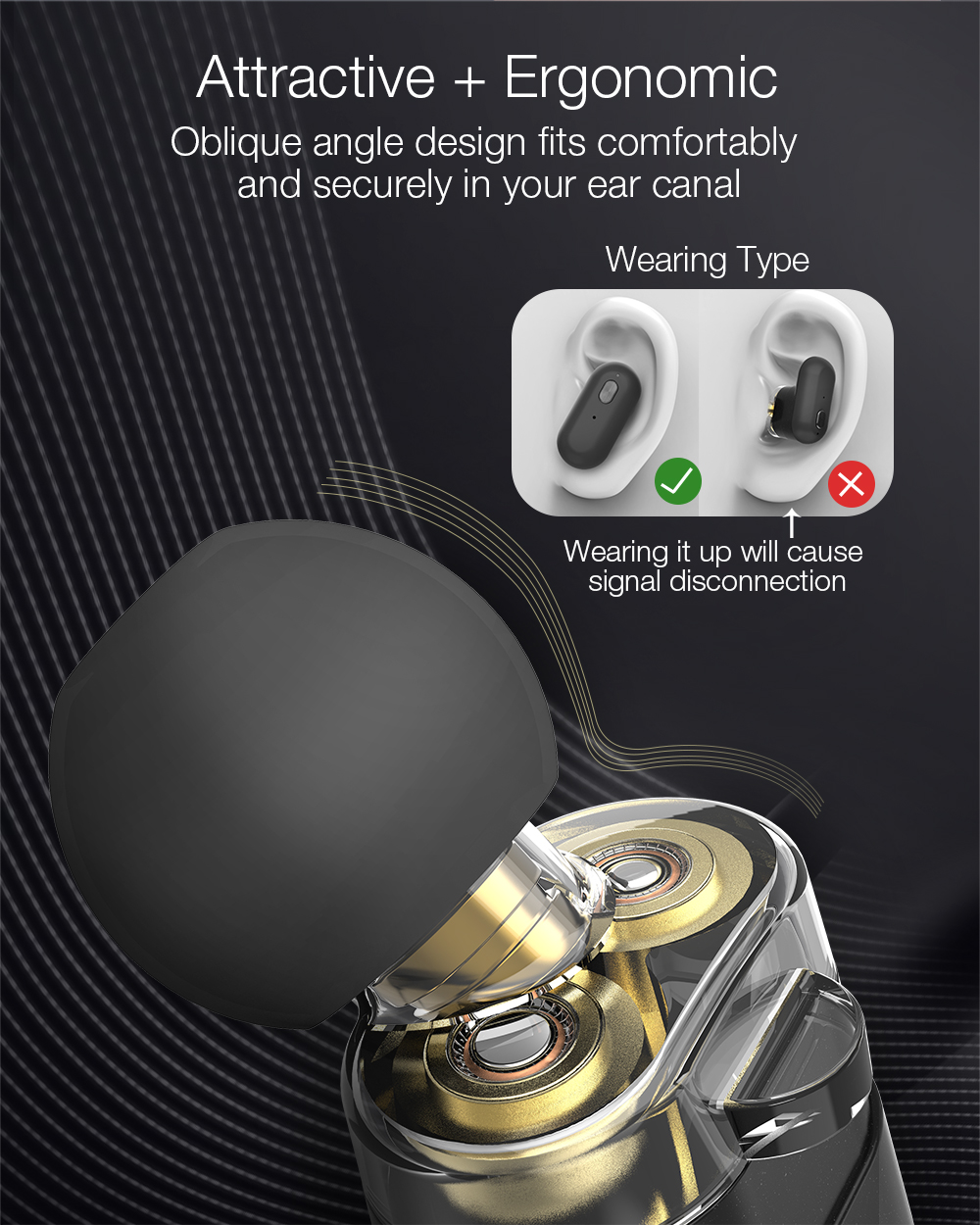 [Dual Dynamic Driver] Blitzwolf BW FYE7 TWS Bluetooth 5.0 In-ear Wireless Earphone Bass Stereo Bilateral Call Earbuds Hifi Music