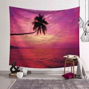Гарри стили dsr модный Декор для комнаты с узором гобелен многоцветный с принтом мандалы индийский Бохо настенный ковер для спальни