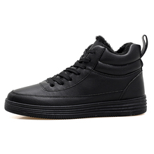 Casual Men Shoes Personality Customization Fashion