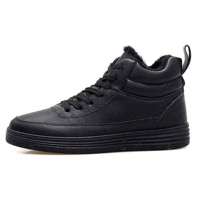 High Quality Casual Shoes Men Shoes color: Black