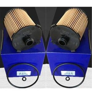 Image 5 - Oil Filter Fit For Volvo S60 S80  S90 V40 T2 T3 T4 T5 AWD V60 V70 D2 D3 D4 V90 XC60 XC90 Model 2013 2014 2015 Today 1Pcs Filter