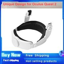 Cho Oculus Nhiệm Vụ 2 Hào Quang Dây Đeo Kính Thực Tế Ảo Hỗ Trợ Forcesupport Nâng Cấp Dây Đeo Đầu Head Strap Cho Oculus Nhiệm Vụ 2 Phụ Kiện