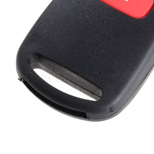 Image 5 - Carcasa de Control remoto de coche de 3 botones 28268 5W501 de repuesto sin llave para Nissan kbrestu15 315Mhz