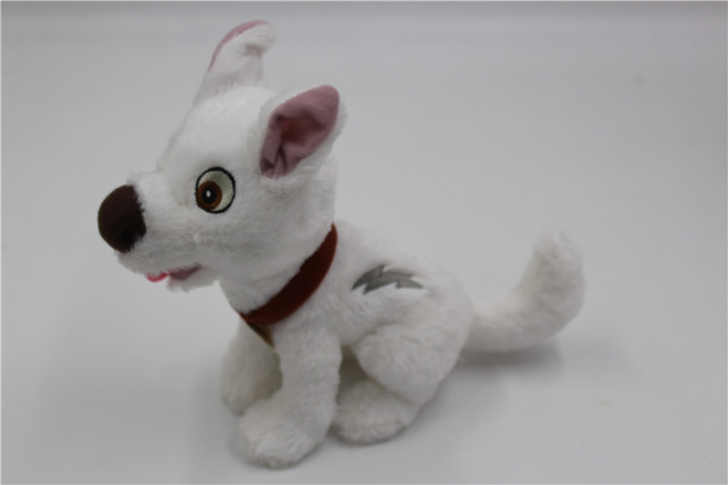 Bolt Dog Puppy White Dog Plush Doll Stuffed Animal Toy Boys Girls Kids Toys For Children Gifts Movies Tv Aliexpress