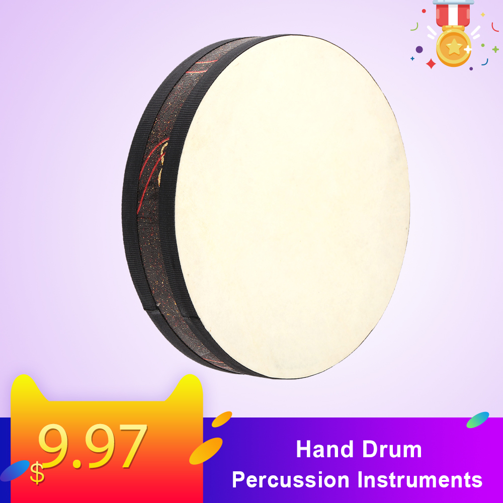 High Quality Ocean Wave Bead Hand Drum Gentle Sea Sound Musical Instrument Percussion Instruments