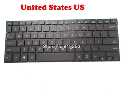 Klawiatura do laptopa ASUS UX430 UX430U UX430UN UX430UA UX430UQ 9Z.NBXBU.L01 NSK-WBLBU 01 0KNB0-2627US00 0KN1-2Z1US13 nas brązowy